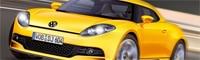 0810_01_pl Volkswagen_mid Engine_sports_car_concept Front_three_quarter_view
