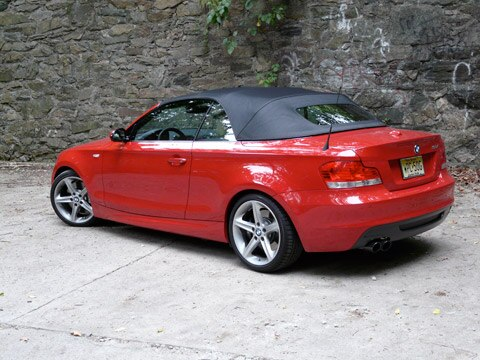 2008 BMW 135i Convertible - New BMW 1 Series Convertible Review ...