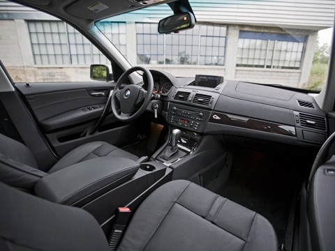 2008 bmw x3 interior