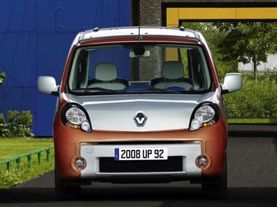 2009 Renault Kangoo Be Bop
