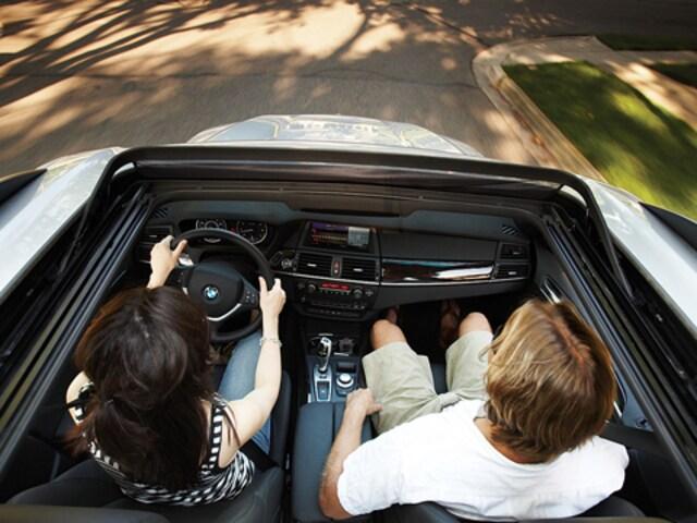 2007 BMW X5 4.8i - BMW Luxury SUV Review Review - Automobile Magazine