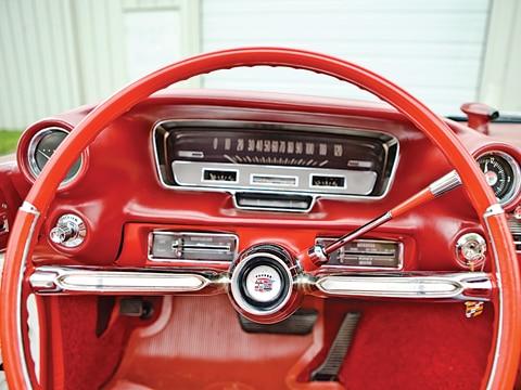 1960 cadillac series 62 convertible classic cadillac for Nomenclature icpe garage automobile