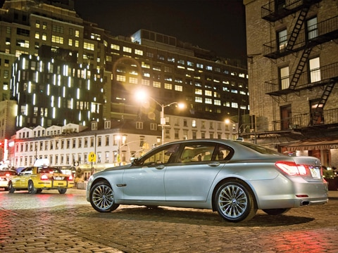2009 BMW 750Li - The Subtle Seven | Automobile Magazine