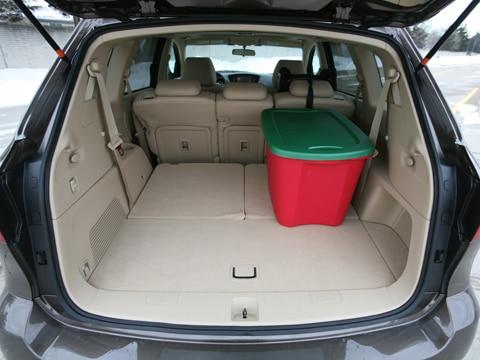 2009 Subaru Tribeca Limited Subaru Crossover Suv Review