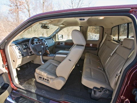 2009 Ford F150 New Ford Pickup Truck Review Automobile