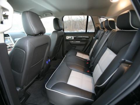 2009 Lincoln Mkx Awd Lincoln Midsize Crossover Suv