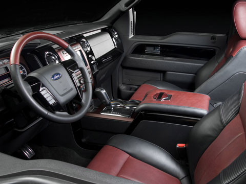 2010 Ford Harley-Davidson F-150 - First Look - Latest News, Features