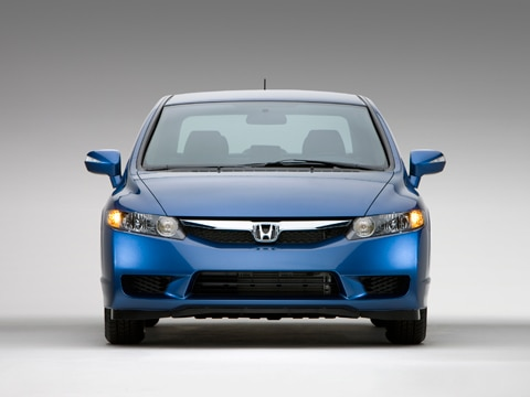 The Civic S Exterior Is Largely Carryover From