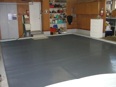 GFloor Polyvinyl Garage Mat Garage Floor Mat Review Automobile - Polyvinyl garage floor covering