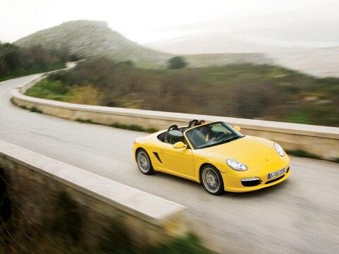 Great Drive 2009 Porsche Boxster S Automobile Magazine