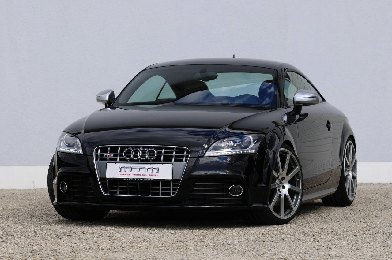 Audi TTS Tuned By MTM - Audi build your own