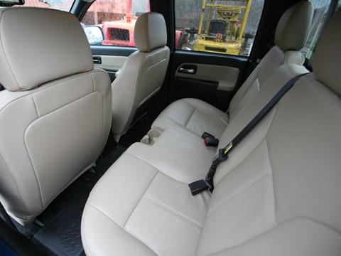 2009 Chevrolet Colorado 4wd Crew Cab 1lt Chevy Fullsize Pickup