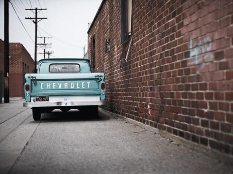 1960 1966 Chevrolet Pickup Truck Classic Chevy Truck