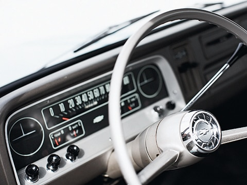 1960-1966 Chevrolet Pickup Truck - Classic Chevy Truck - Automobile Magazine