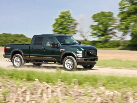 Cabelas edition truck
