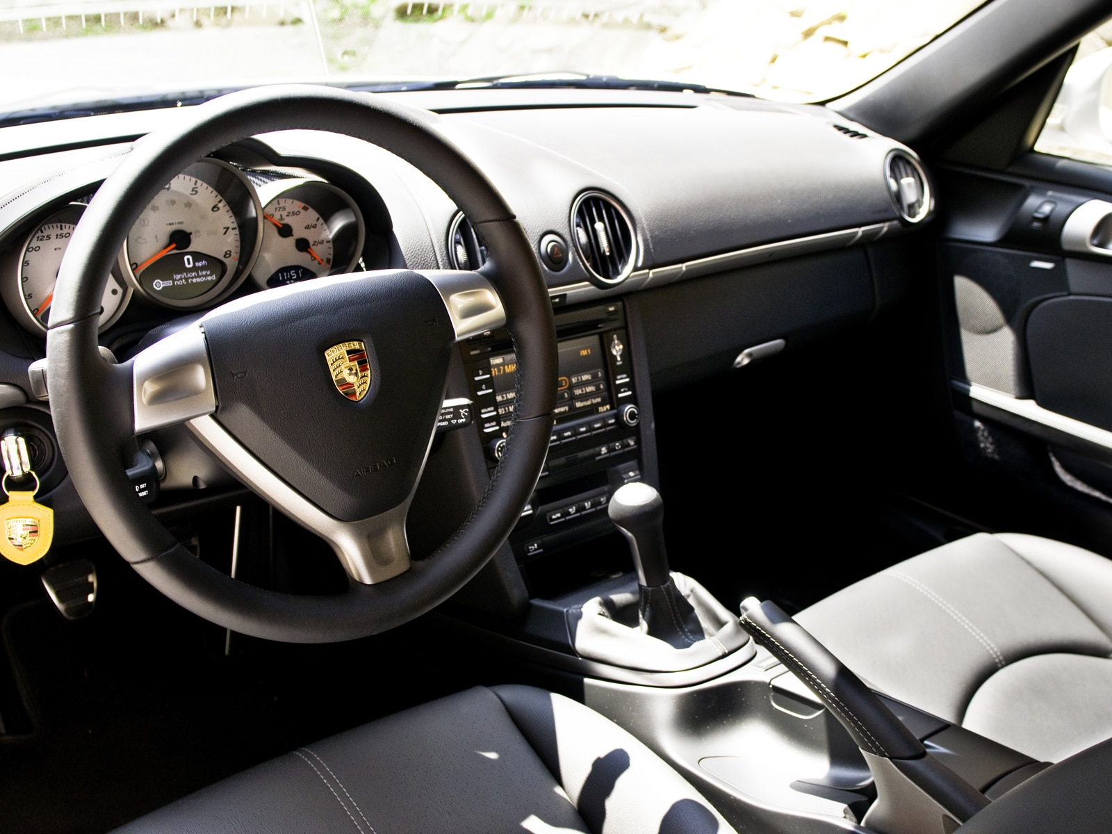 2009 Porsche Cayman S Porsche Sport Coupe Review