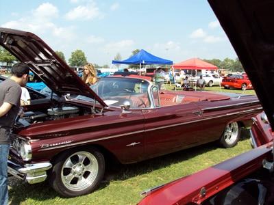 Ames Performance Tri Power Pontiac Nationals