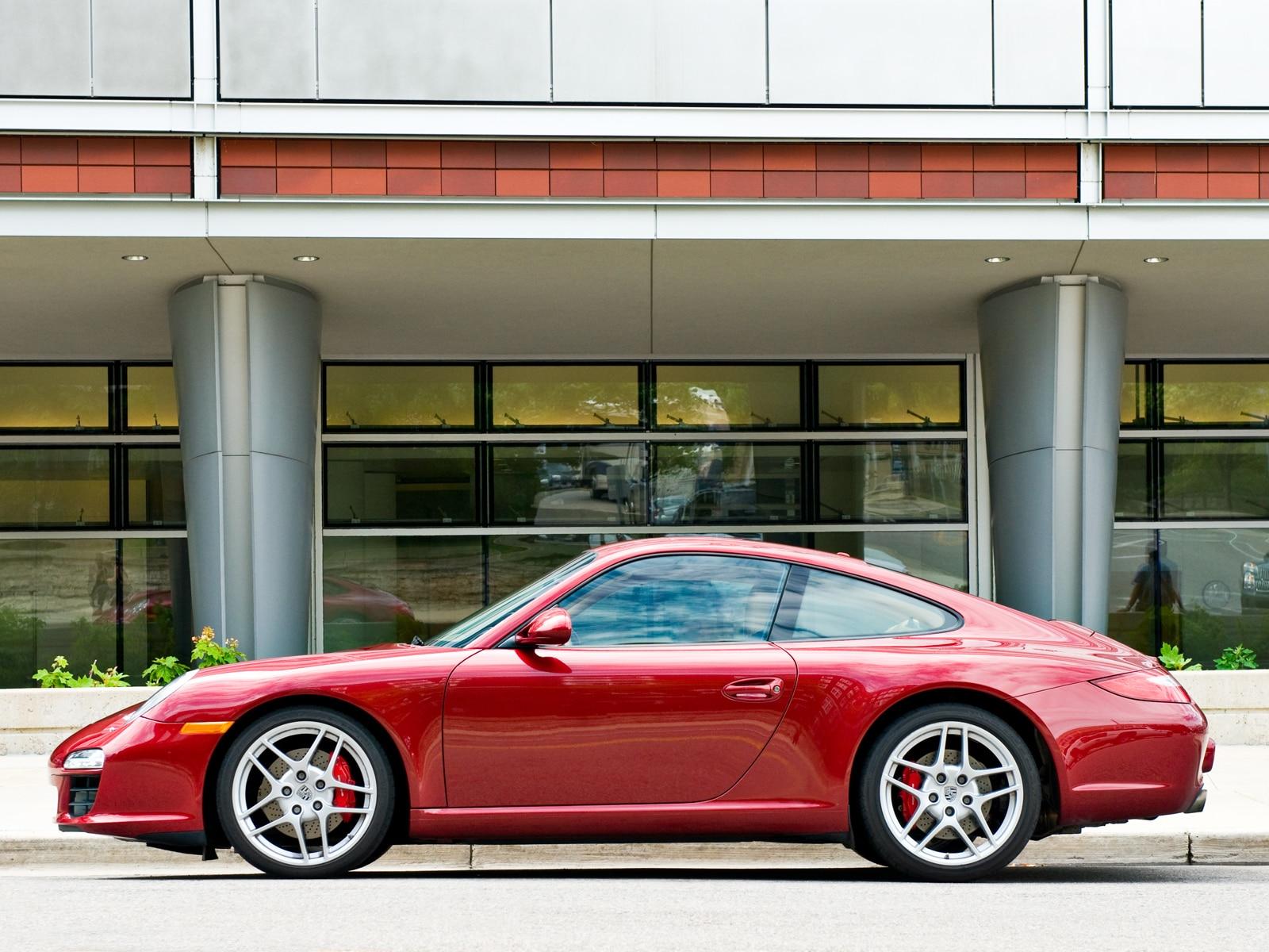 2009 Porsche 911 Carrera S - Porshe Sport Coupe Review - Automobile Magazine