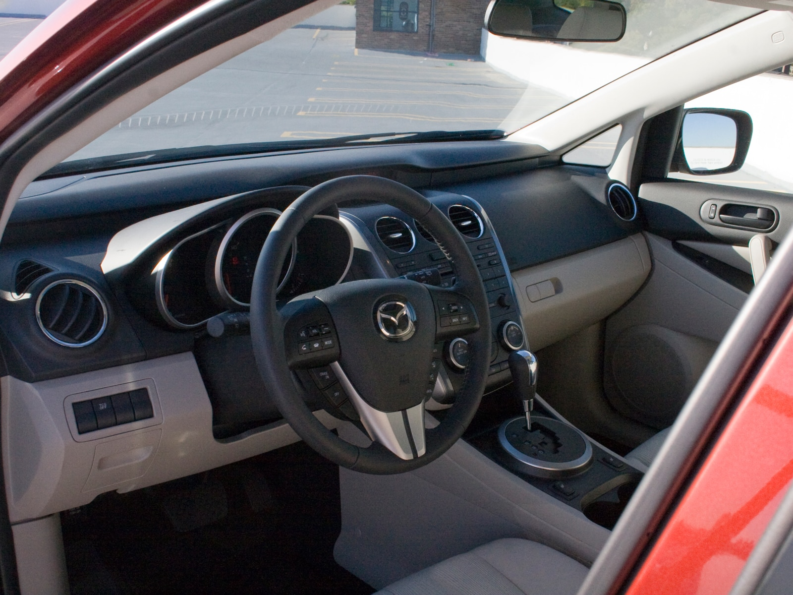 2010 Mazda Cx7 I Sv Mazda Crossover Suv Review