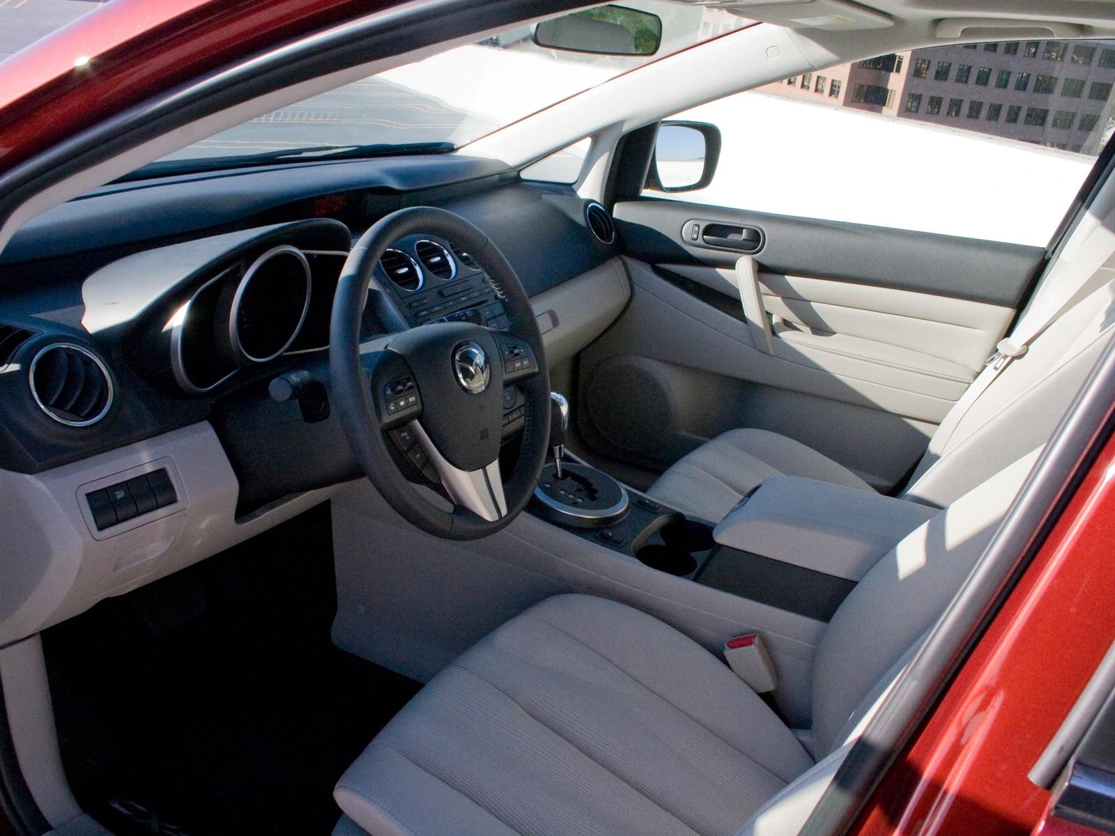 2010 Mazda Cx7 I Sv - Mazda Crossover Suv Review