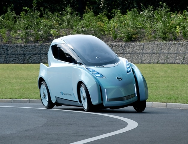 Nissan To Unveil Land Glider Concept At 2009 Tokyo Motor Show