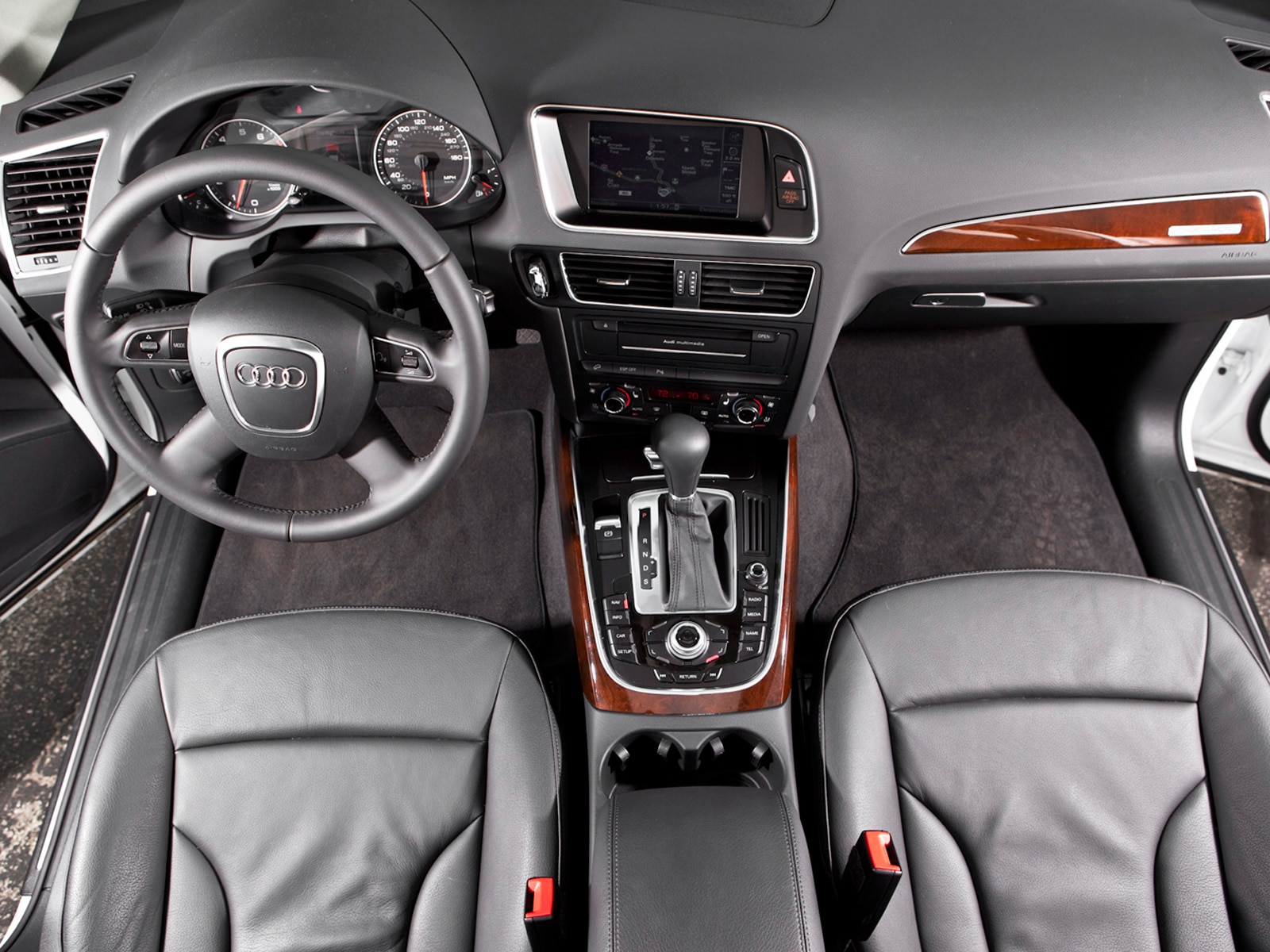 audi   audi luxury crossover suv long term review automobile magazine
