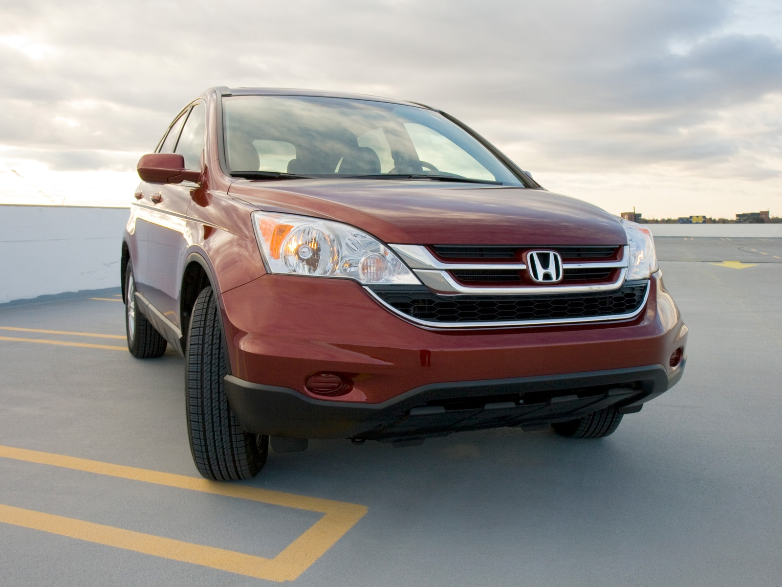 2010 Honda Cr V Ex L 4wd Crossover Suv Review Automobile 2002 Wire Harness This