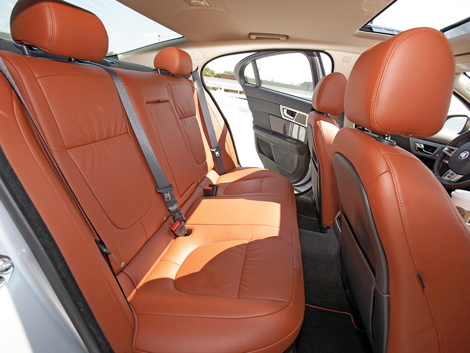2009 Jaguar Xf Supercharged Long Term Wrap Up Review Automobile Fuse Box