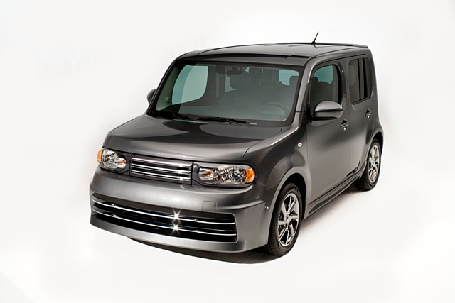2010 Nissan Cube Pricing Announced New Content To S Sl And Krom