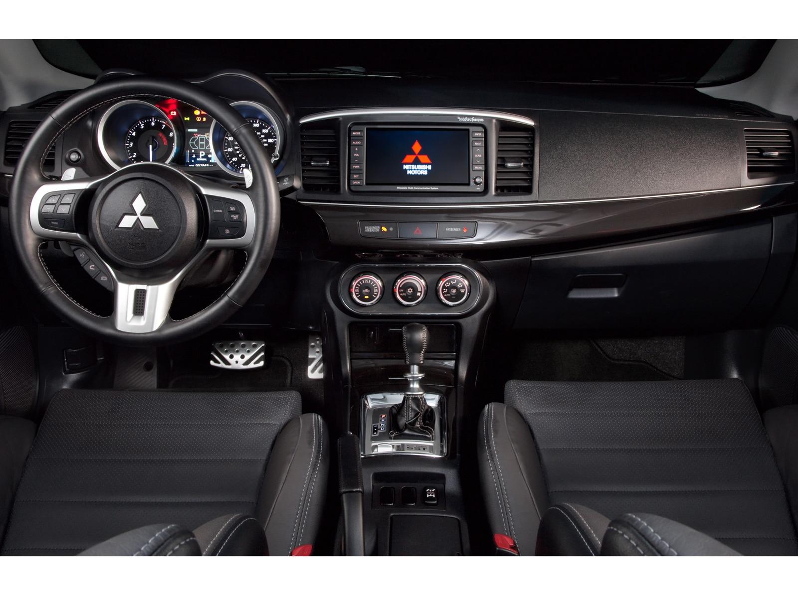 2010 mitsubishi lancer evolution mr touring - mitsubishi sport sedan