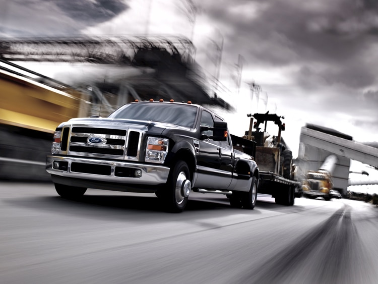 0912 01 Z 2010 Ford F Series Super Duty Towing