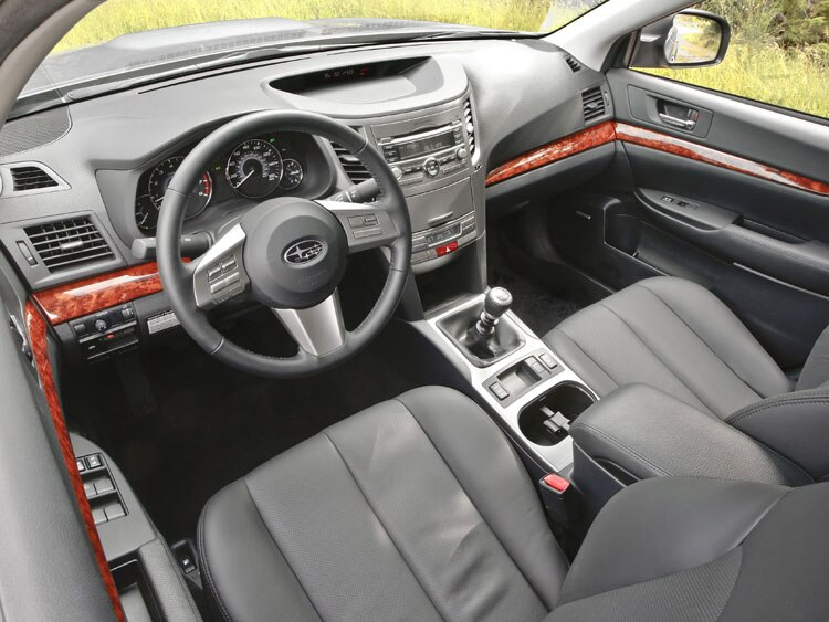 2010 Subaru Legacy 2.5GT Limited - Subaru Midsize Sedan - Automobile ...