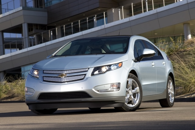 2011 Chevrolet Volt Will Be Launched Only In Certain Markets Photo