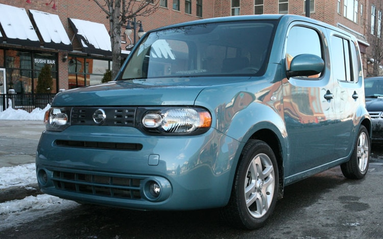 2010 Nissan Cube Sl Four Seasons Long Term Review January 2010