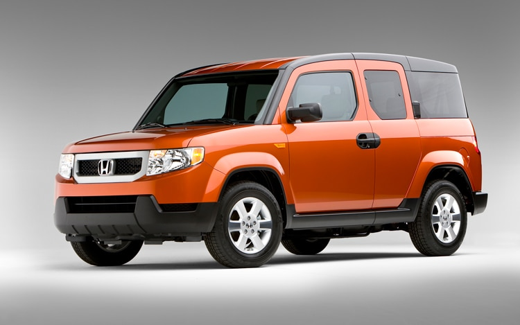 2010 Honda Element Ex 4wd Honda Crossover Suv Review Automobile
