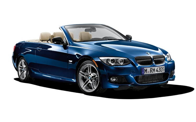 Bmw 335is convertible review