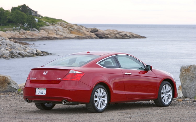 The Accord Coupe