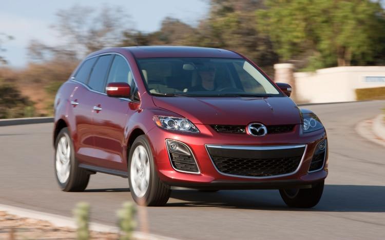 2010 Mazda CX-7 Grand Touring - Mazda Crossover SUV Review ...