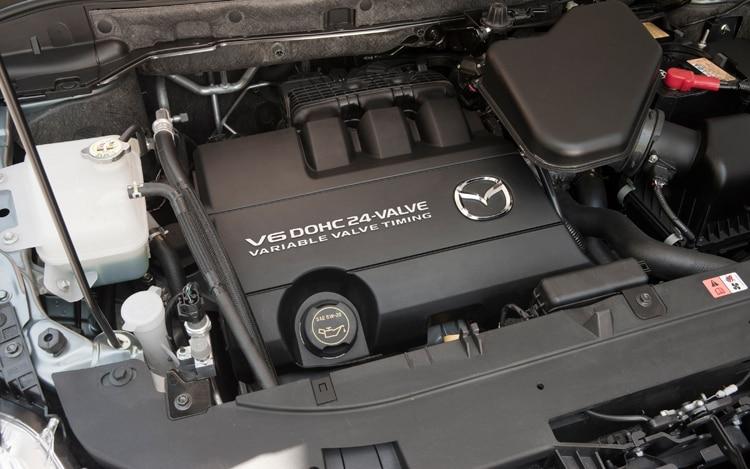 2010 Mazda Cx-9 Grand Touring - Mazda Crossover Suv Review