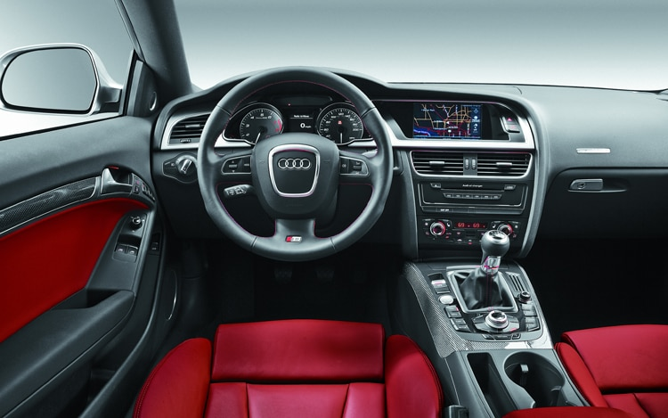 2010 Audi S5 Coupe - Audi Luxury Sport Coupe Review ...