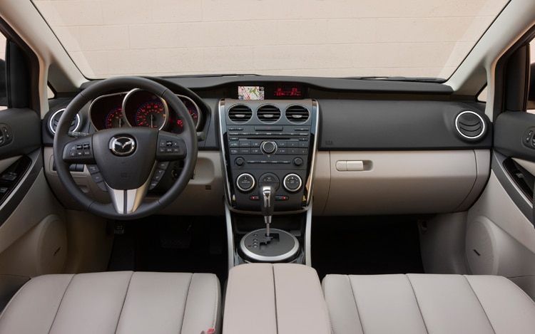 2010 Mazda Cx 7 Grand Touring Mazda Crossover Suv Review