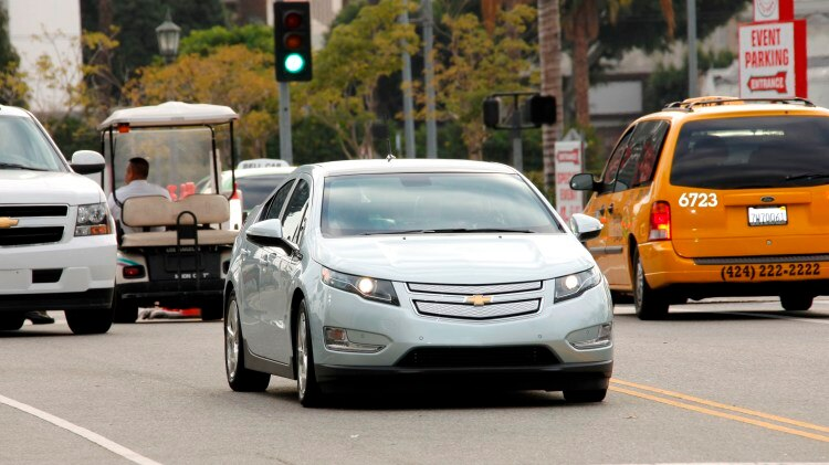 Chevrolet Volt To Launch In Michigan California