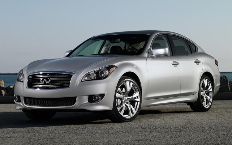 2011 Infiniti M Infiniti Luxury Sedan Review Automobile Magazine