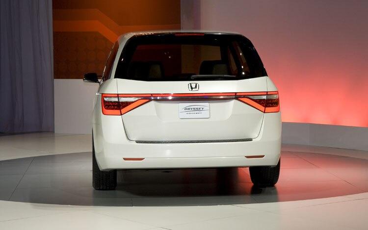 2011 Honda Odyssey Concept 2010 Chicago Auto Show Coverage New