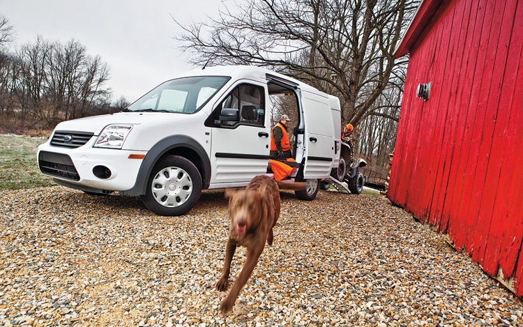 fe71ab1b0a0ec 2010 Ford Transit Connect - Ford Utility Van Review - Automobile ...