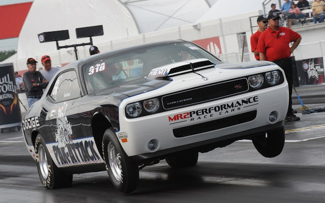 Dodge Challenger Drag Pack Returns for 2010