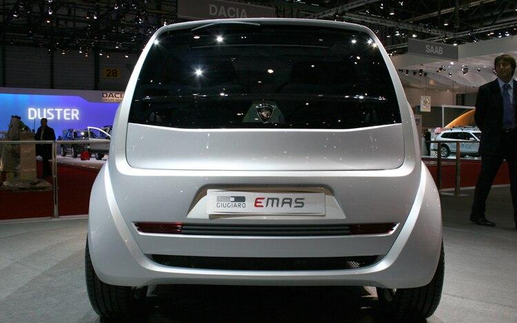 2010 Italdesign Proton Eco Cars 2010 Geneva Auto Show Coverage