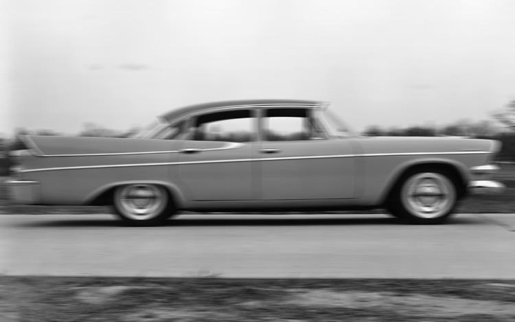 1003 01 Z 1957 Dodge Royal Lancer Side View