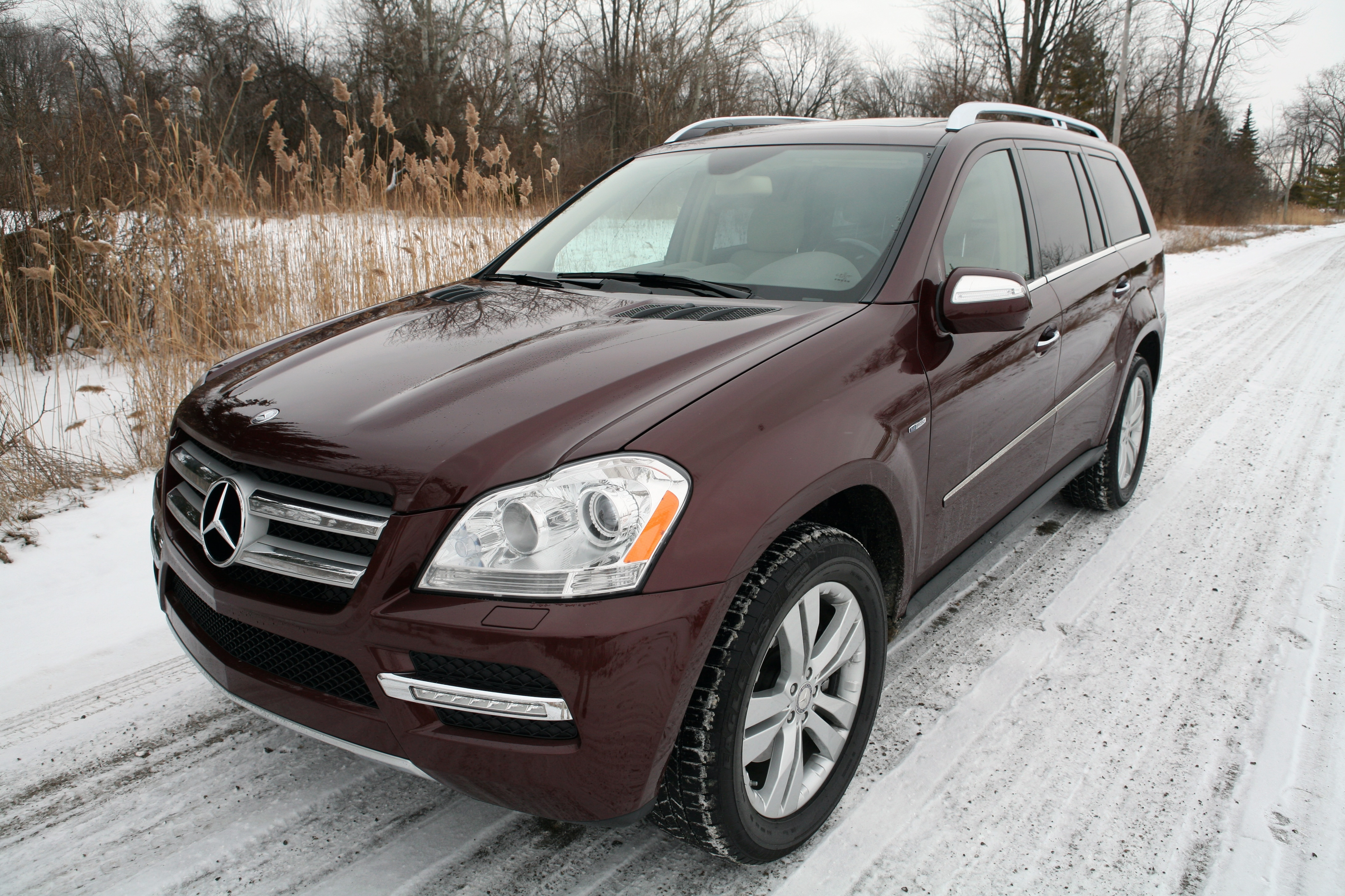2010 Mercedes-Benz GL350 Bluetec - Mercedes Benz Fullsize ...