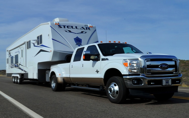 F350 Dually Towing Capacity >> 2011 Ford F-Series Super Duty - Ford Heavy Duty Pickup Review - Automobile Magazine